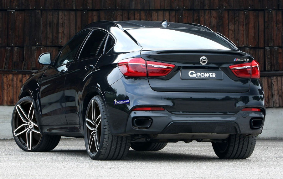 2020 BMW X6 M Owners Manual